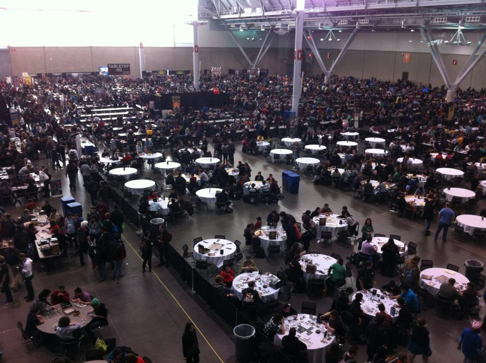 PAX East board games